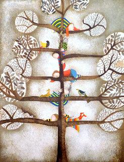 Branche En Branche Limited Edition Print by Graciela Rodo Boulanger