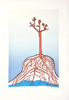 Ainu Tree PP 1999  Limited Edition Print by Louise Bourgeois - 0