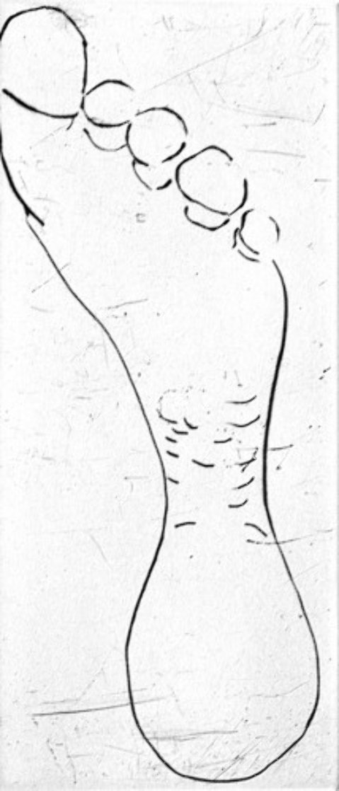 Untitled (From Anatomy) 1989 Limited Edition Print by Louise Bourgeois