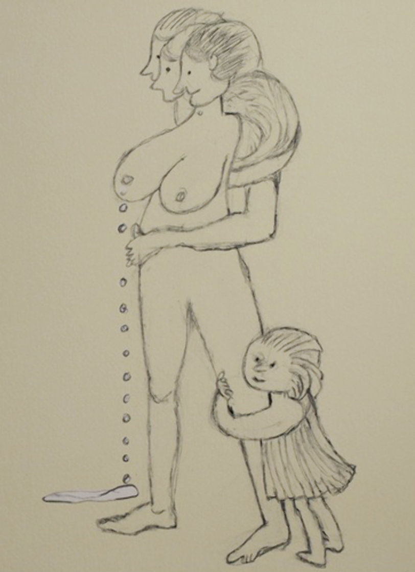 Bad Mother 1998 Limited Edition Print by Louise Bourgeois