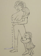Bad Mother 1998 Limited Edition Print by Louise Bourgeois - 0