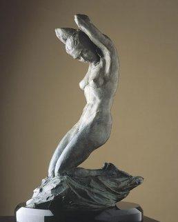 Spring Bronze Sculpture 15 in Sculpture by Paige Bradley