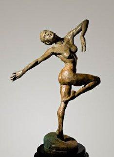 Summer Bronze Sculpture 2006 21 in Sculpture - Paige Bradley