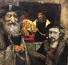 Rembrandt 1989 Limited Edition Print by Charles Ray Bragg - 0