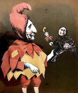 Fool\'s Fool Limited Edition Print - Charles Ray Bragg