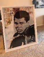 Ali 2014 45x56 Original Painting by Mr. Brainwash - 1