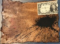Ali 2014 45x56 Original Painting by Mr. Brainwash - 4