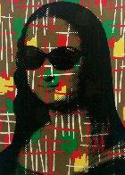 Vintage Mona Lisa Limited Edition Print by Mr. Brainwash - 0