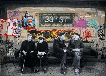33rd Street Limited Edition Print - Mr. Brainwash
