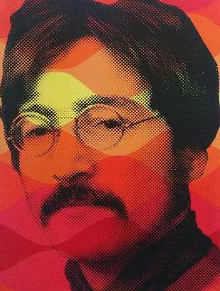 Rare Vintage Lennon 2009 Limited Edition Print - Mr. Brainwash