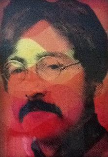 John Lennon 'Life is Wonderful' 2009  Limited Edition Print by Mr. Brainwash