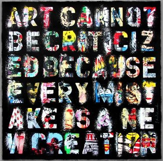 Retrospect 2013 Limited Edition Print - Mr. Brainwash
