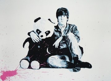 All You Need is Love 2015 Limited Edition Print - Mr. Brainwash