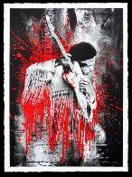 Jimi Hendrix - Red Version 2015 Limited Edition Print by Mr. Brainwash - 1