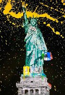 Liberty 2010 Limited Edition Print by Mr. Brainwash - 0