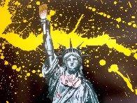 Liberty 2010 Limited Edition Print by Mr. Brainwash - 4