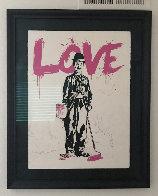 Love 2010 Limited Edition Print by Mr. Brainwash - 1