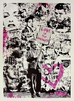 Keep a Child Alive 2011 Limited Edition Print - Mr. Brainwash