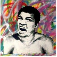 Legendary Ali 2017  Limited Edition Print by Mr. Brainwash - 0