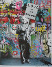 Love is the Answer 2012 Embellished Limited Edition Print by Mr. Brainwash - 0