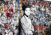 Basquiat 2016 Huge Limited Edition Print by Mr. Brainwash - 0