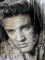King of Rock & Roll (Silver Edition) 2017 Limited Edition Print by Mr. Brainwash - 0