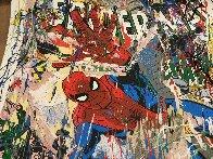 Spiderman  Limited Edition Print by Mr. Brainwash - 3