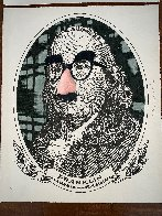 Incognito President's Day, Set of 4 Screenprints  2019 Limited Edition Print by Mr. Brainwash - 4
