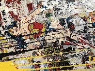 Batman Vs Superman 2016 Limited Edition Print by Mr. Brainwash - 10