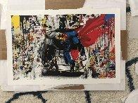 Batman Vs Superman 2016 Limited Edition Print by Mr. Brainwash - 1