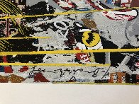 Batman Vs Superman 2016 Limited Edition Print by Mr. Brainwash - 4