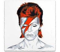 Bowie 2016 Limited Edition Print by Mr. Brainwash - 2
