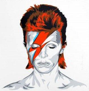 Bowie 2016 Limited Edition Print by Mr. Brainwash
