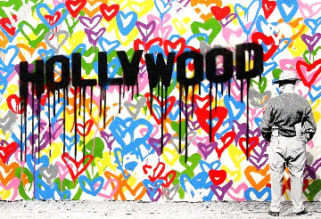 Hollywood 2016 Limited Edition Print - Mr. Brainwash