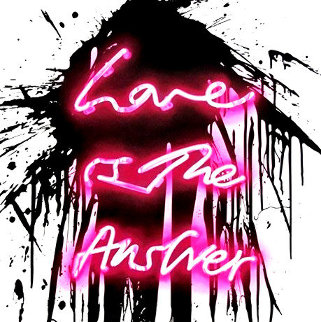 Love Limited Edition Print - Mr. Brainwash