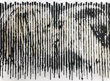 Line Kiss (Britney+Madonna) 2009 Limited Edition Print by Mr. Brainwash