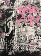 Toronto is Beautiful (Pink) 2019 Limited Edition Print by Mr. Brainwash - 1