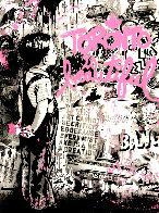 Toronto is Beautiful (Pink) 2019 Limited Edition Print by Mr. Brainwash - 0