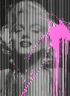 Bombshell - Marilyn Monroe AP 2019 Limited Edition Print by Mr. Brainwash