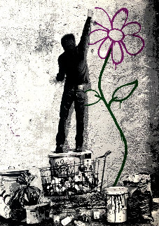 Eternity 2013 Limited Edition Print - Mr. Brainwash