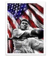 Ali American Hero 2019 Super Huge Limited Edition Print by Mr. Brainwash - 1