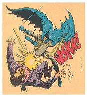Bat-Wockk!   2019 Huge Limited Edition Print by Mr. Brainwash - 1