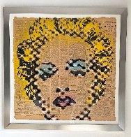 Madonna 2009 27x27 Original Painting by Mr. Brainwash - 1