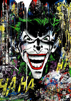 Joker 2019 Limited Edition Print - Mr. Brainwash
