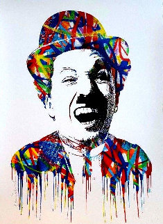 Charlie 2017 Limited Edition Print - Mr. Brainwash
