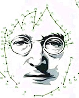 Connecting Lennon 2011 Limited Edition Print - Mr. Brainwash