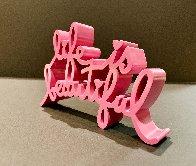 Life is Beautiful Resin Sculpture 2020 9 in Sculpture by Mr. Brainwash - 1