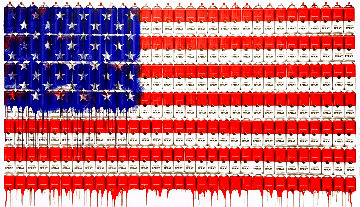 Ameri-can Dream 2019 Limited Edition Print - Mr. Brainwash