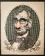 Incognito (Lincoln) 2019 Limited Edition Print by Mr. Brainwash - 2
