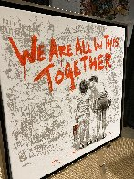 We Are All in This Together 2020 Limited Edition Print by Mr. Brainwash - 3